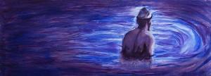 religious-nude-male-dipping-in-mikveh-baptism-in-swirling-water-pool-in-purple-blue-m-zimmerman